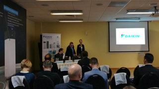 Konferencja Daikin dla Ekspertów Domowego Komfortu