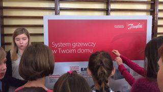 Danfoss edukuje najmłodszych jak oszczędzać energię