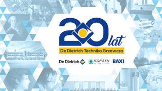 20 lat obecności De Dietrich w Polsce
