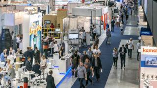 Ponad 300 wystawców na targach Wod-Kan 2018