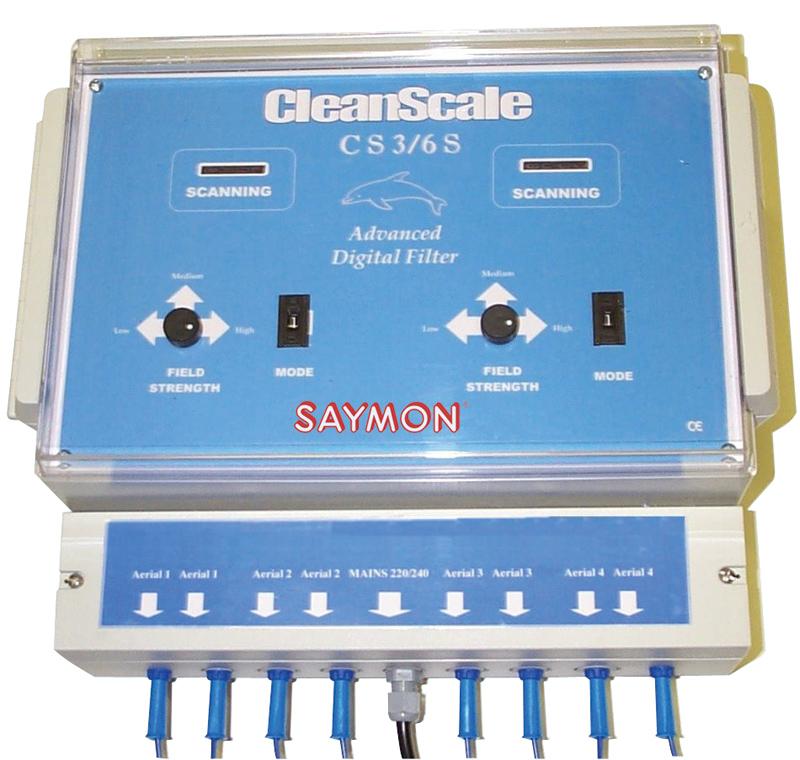 Cyfrowy  elektromagnetyzer  indukcyjny  Clean Scale