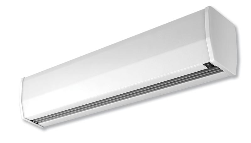 Rys. 1. Kurtyna powietrzna Minibel o zasięgu do 1,8 m