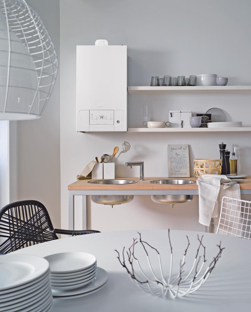 Rys. 3. MCR Home – cicha praca i niewielkie wymiary pozwalają zainstalować urządzenie w dowolnym miejscu domu
