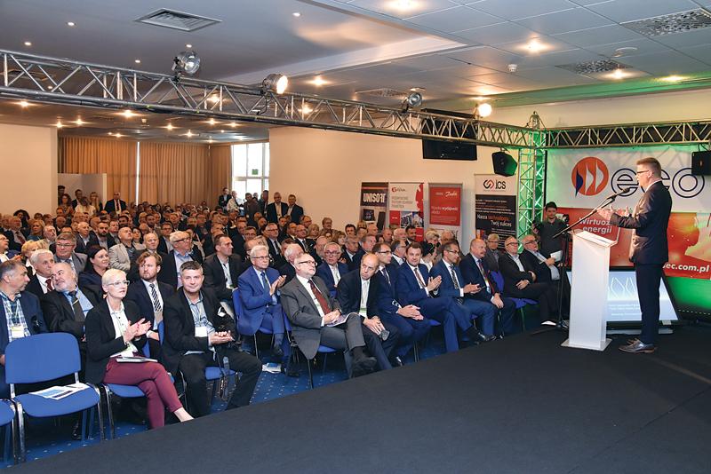 Sesja Inauguracyjna Forum Ciepłowników