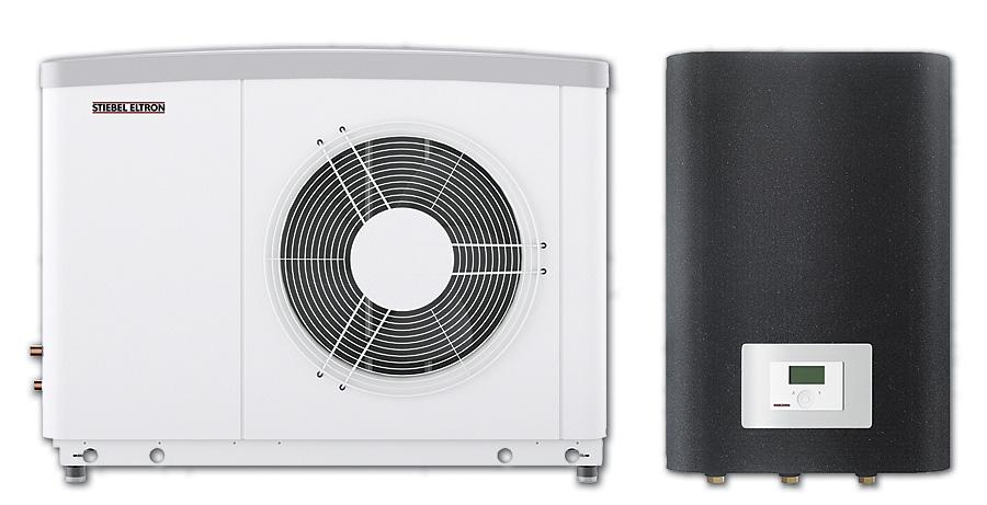 Rys. 1. Pompa ciepła WPL classic to monoblokowa, inwerterowa pompa ciepła typu powietrze-woda