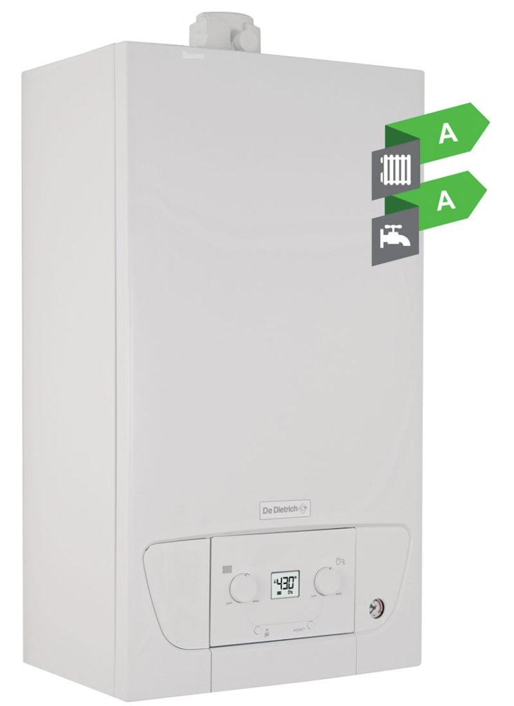 Rys. 2. Gazowy kocioł kondensacyjny MCR Home