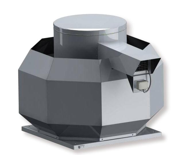 Wentylator oddymiający firmy Harmann,  model Movo